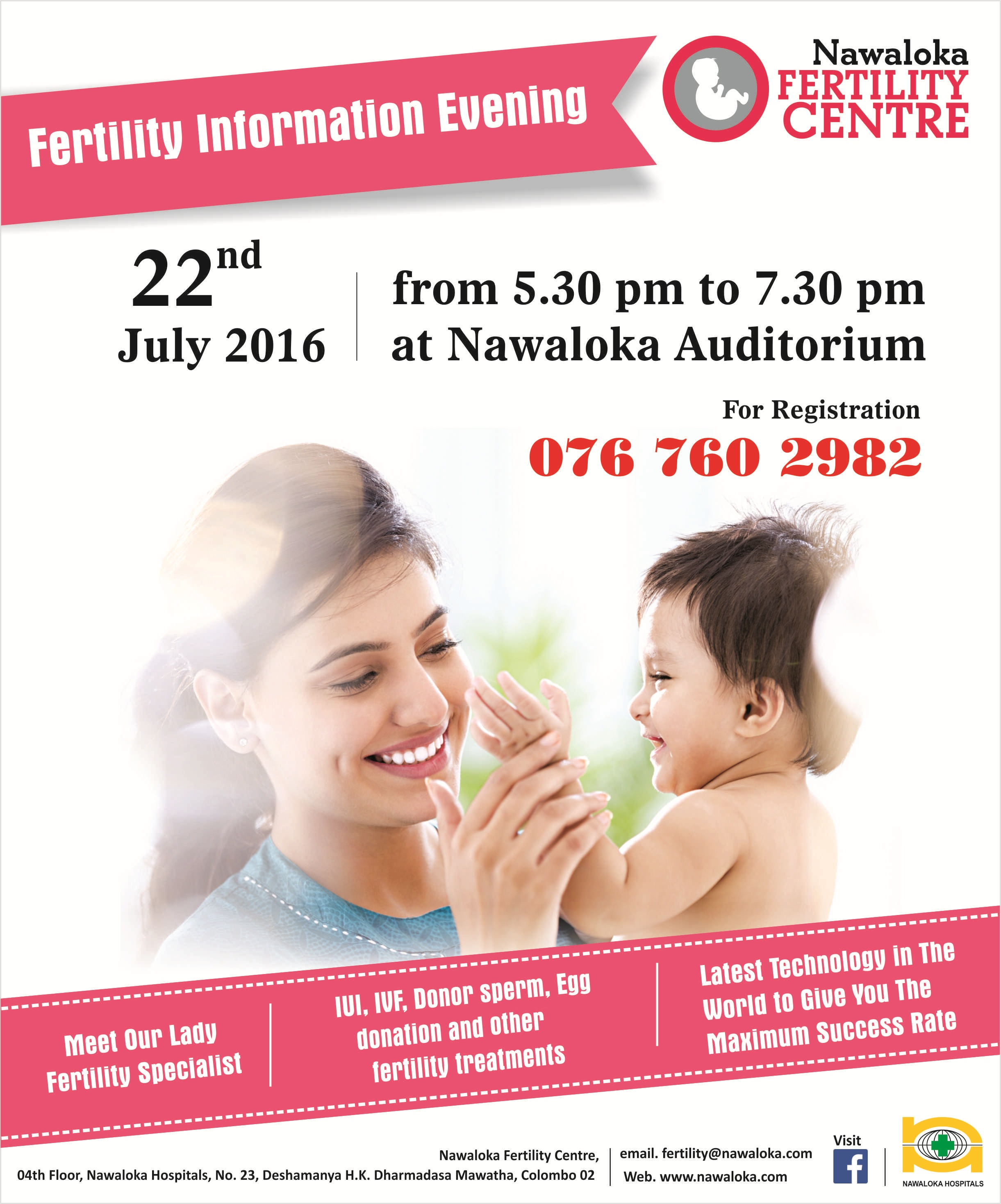 Fertility Information Evening
